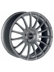 Диск OZ Racing Superturismo LM Matt Race Silver Black Lettering 8x18/5x114.3 D75 ET45 - фото 1