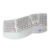 Клавиатура SVEN Ergonomic 3000 White PS/2
