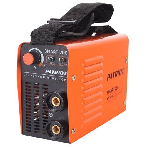 цена на Сварочный аппарат PATRIOT SMART 200 MMA (MMA)