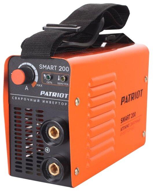 Сварочный аппарат PATRIOT SMART 200 MMA (MMA)