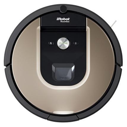 Робот-пылесос iRobot Roomba 966 фото 1