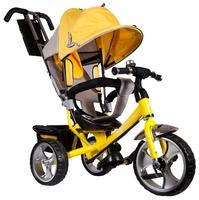 Трехколесный велосипед Zilmer Silver Lux ZIL1808-005 Yellow