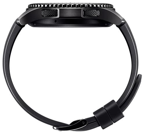 Купить Часы Samsung Gear S3 Frontier по выгодной цене на Яндекс.Маркете 8f4ae771e147c