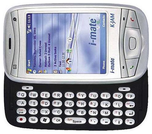 Смартфон i-Mate K-JAM
