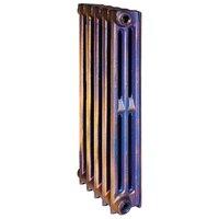 Чугунный радиатор Retro Style Lille 813/95 нижнее подключение 2 секции