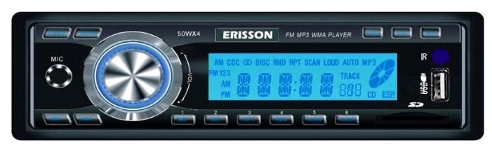 Автомагнитола Erisson RU129-24