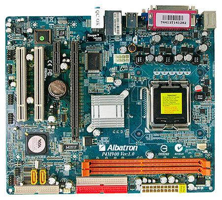 Albatron PX945PL Intel Chipset Drivers for Windows Mac