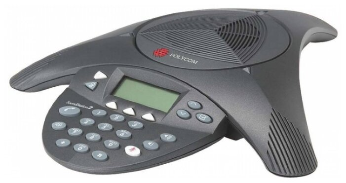 Polycom USB-телефон Polycom SoundStation2W EX