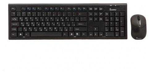 SmartBuy Клавиатура и мышь SmartBuy SBC-23335AG-K Black USB