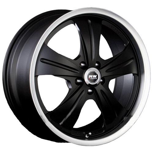 Фото - Колесный диск Racing Wheels HF-611 10x22/5x150 D110.2 ET45 DB P колесный диск ls wheels ls792