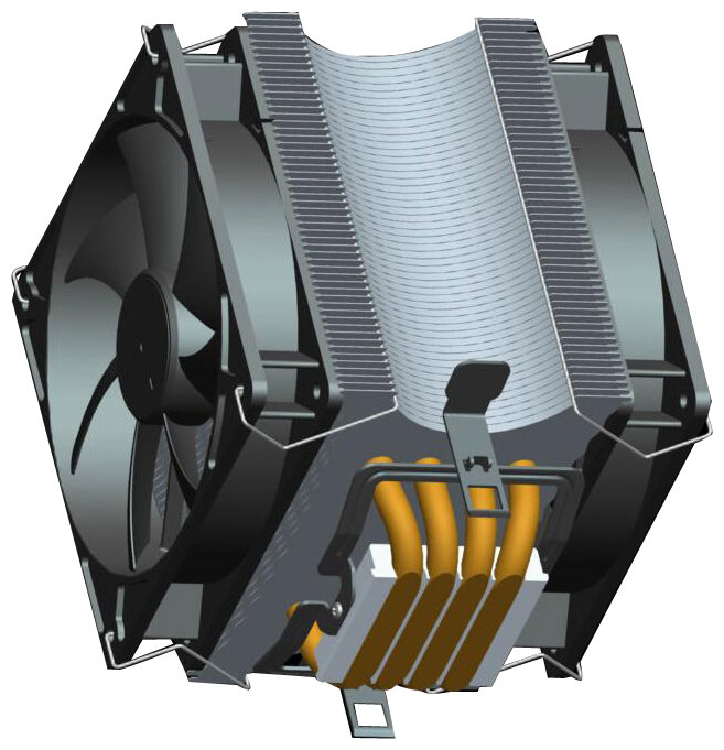 Ice Hammer Кулер для процессора Ice Hammer IH-4401 A