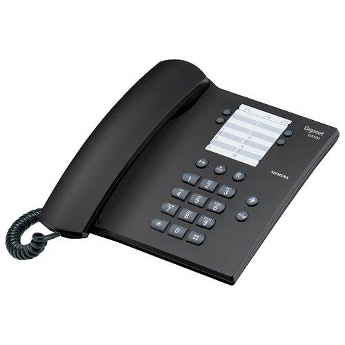 Телефон Gigaset DA100 антрацит