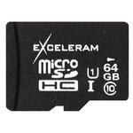 Карта памяти Exceleram microSDXC class 10 UHS-I U1