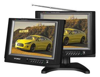 Автомобильный телевизор Hyundai H-LCD801