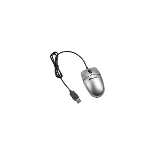 Мышь Targus Scroller Mini Mouse PAUM002E Silver USB+PS/2