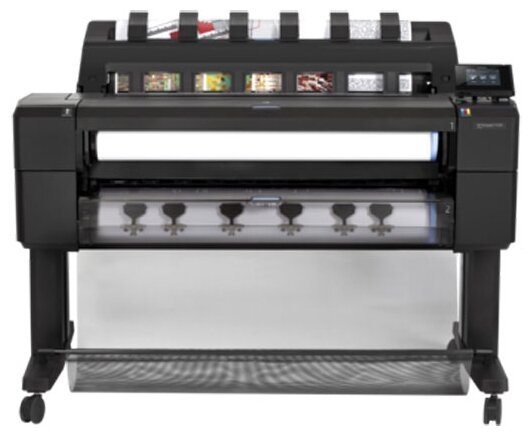 HP Принтер HP DesignJet T1530 36-in PostScript (L2Y24B)
