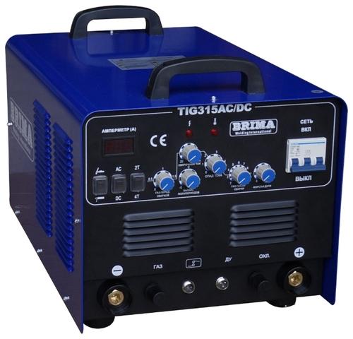 Сварочный аппарат brima tig 315 радиокот стабилизатор напряжения