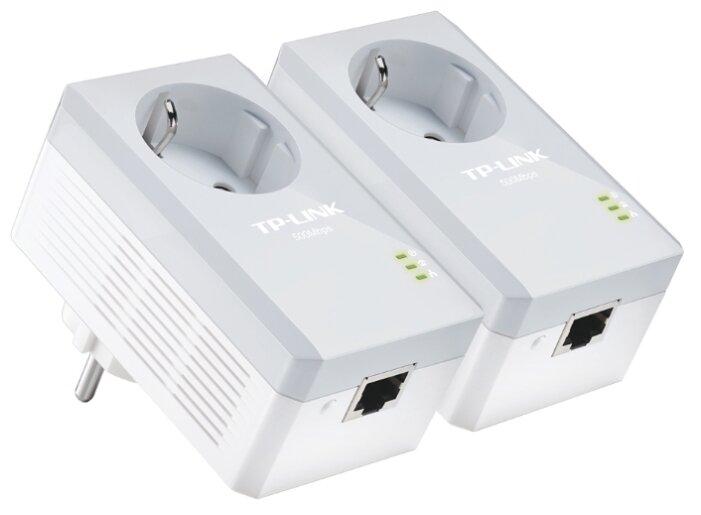 TP-LINK Комплект адаптеров Powerline TP-LINK TL-PA4010P KIT