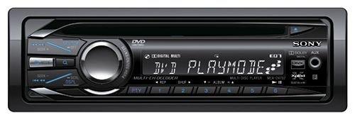 Автомагнитола Sony MEX-DV700