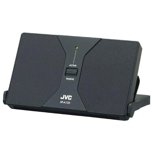 Портативная акустика JVC SP-A120 черный