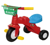 Трехколесный велосипед Полесье 46192 Малыш