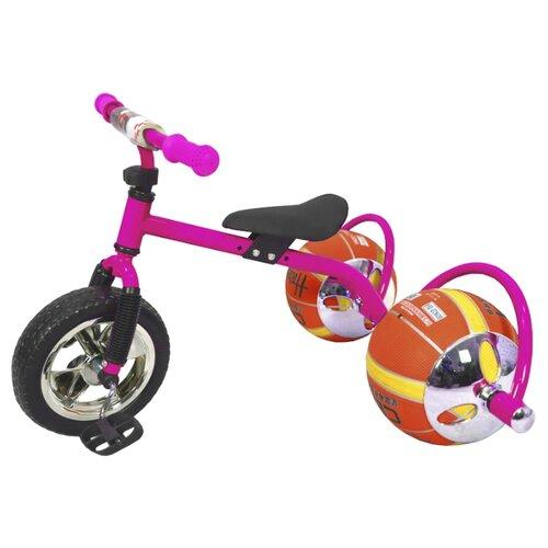 Трехколесный велосипед BRADEX БАСКЕТБАЙК DE 0106, розовый