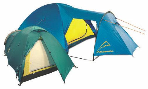 Палатка Normal Трубадур 3 plus