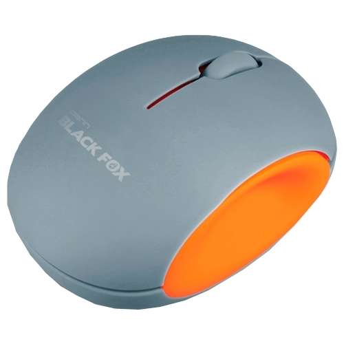 Мышь DENN DMC910GO Grey-Orange USB