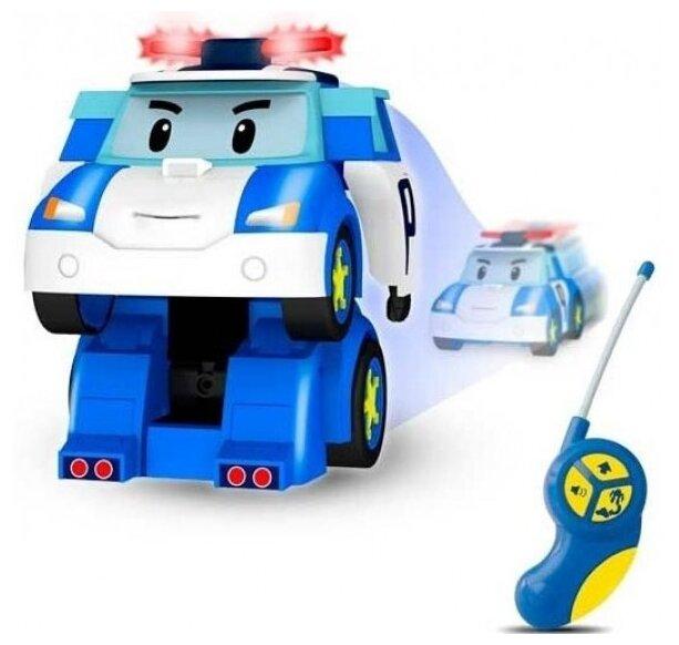 Робот-трансформер Silverlit Robocar Poli Робот-трансформер
