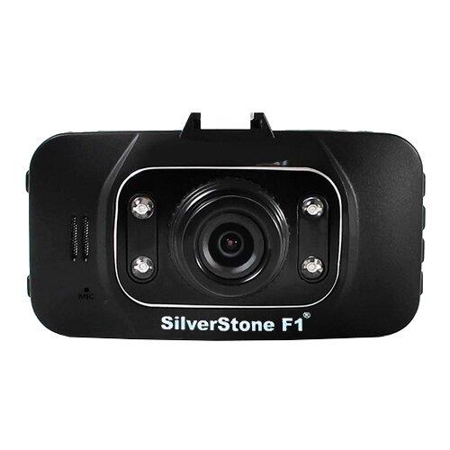 Видеорегистратор SilverStone F1 NTK-8000F черный видеорегистратор silverstone f1 ntk 9500f duo