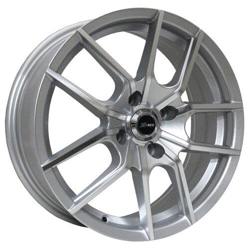 Колесный диск X-Race AF-13 6.5x16/4x100 D54.1 ET49 SF диск x race af 10 6 x 15 модель 9162380