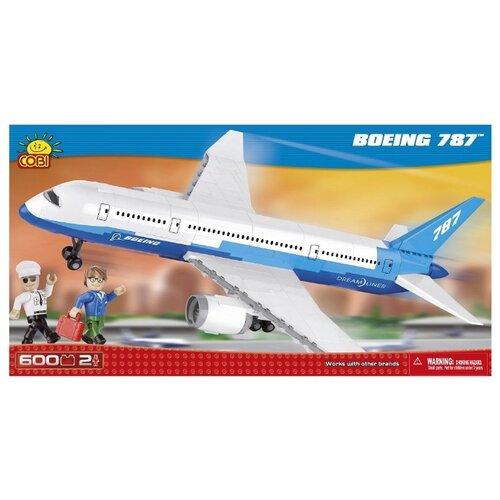 Конструктор Cobi Boeing 26600 Боинг 787 Дримлайнер конструктор cobi самолет boeing 787 dreamliner