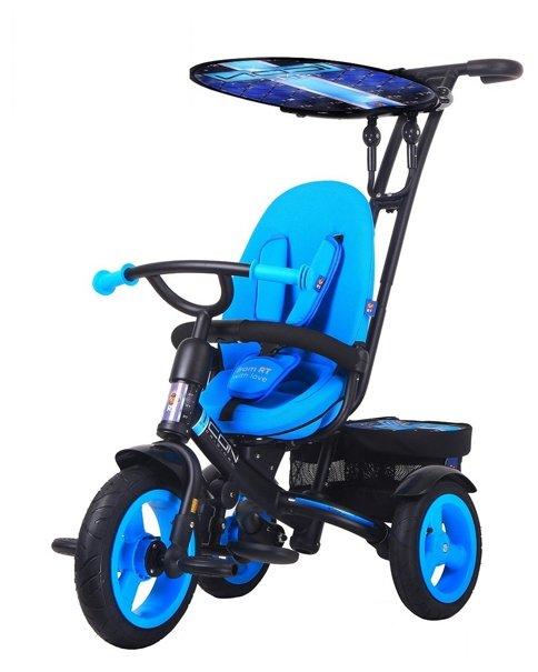 Трехколесный велосипед RT ICON Elite Blue Topaz