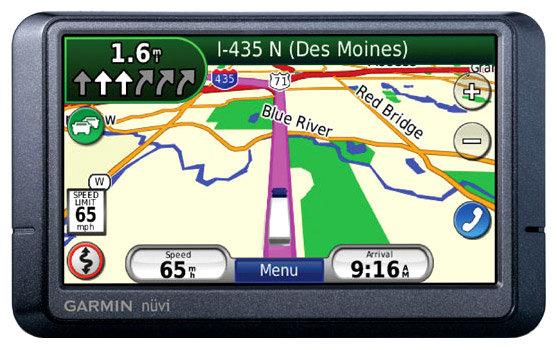 Garmin Навигатор Garmin Nuvi 465 T