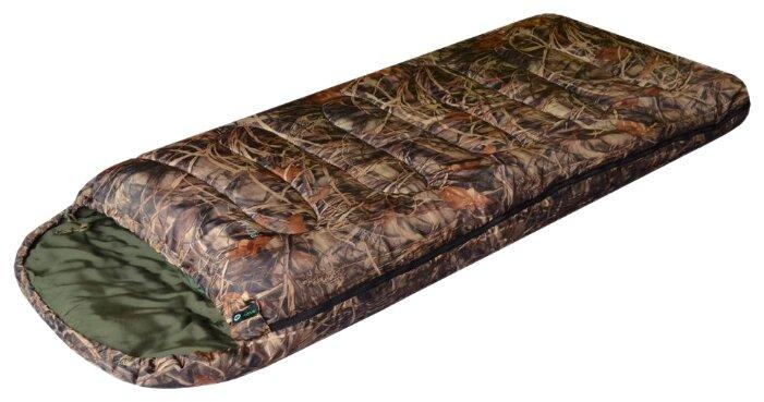 Спальный мешок PRIVAL Степной XL КМФ