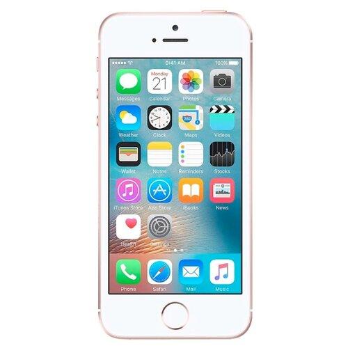 Смартфон Apple iPhone SE 32GB розовое золото фото