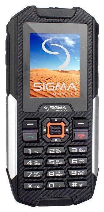 Sigma mobile Телефон Sigma mobile X-treme IT68