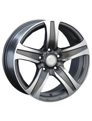 NZ Wheels SH642 5.5x13 4x98 ET 35 Dia 58.6 GMF - фото 1