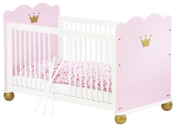 Кроватка Pinolino Prinzessin Karolin