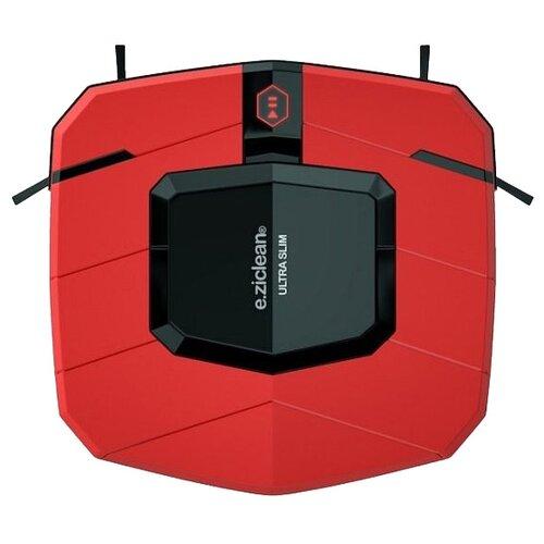 Робот-пылесос e.ziclean Ultra Slim V2 Red red робот пылесос e ziclean ultra slim v2 red