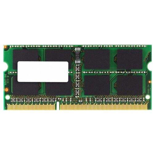 Купить Оперативная память Foxline DDR3 1600 (PC 12800) SODIMM 204 pin, 4 ГБ 1 шт. 1.5 В, CL 11, FL1600D3S11S1-4GH