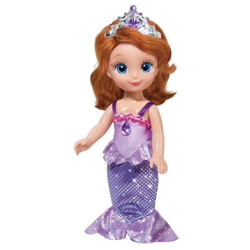 Купить Интерактивная кукла Карапуз Принцесса София русалка 15 см SOFIA008, Куклы и пупсы