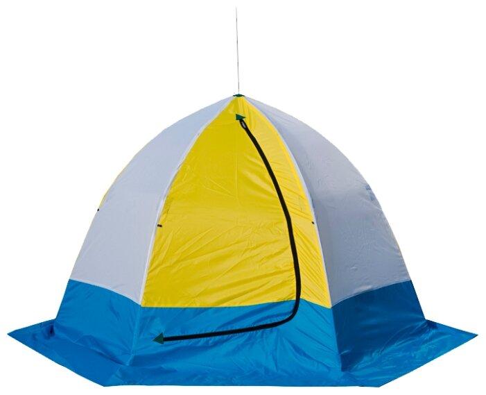 раскладушка Палатка СТЭК Elite 3