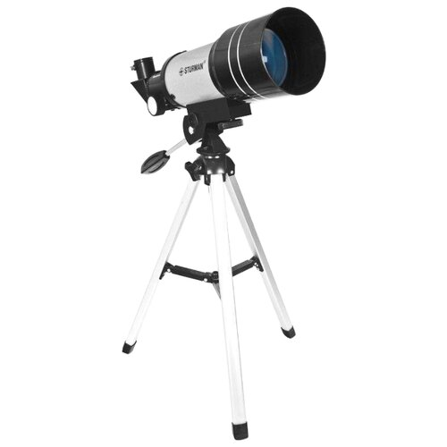 Телескоп Sturman F30070M серебристый телескоп sturman f36050m