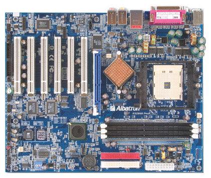 Albatron K8-X800 ProII Drivers for Windows XP