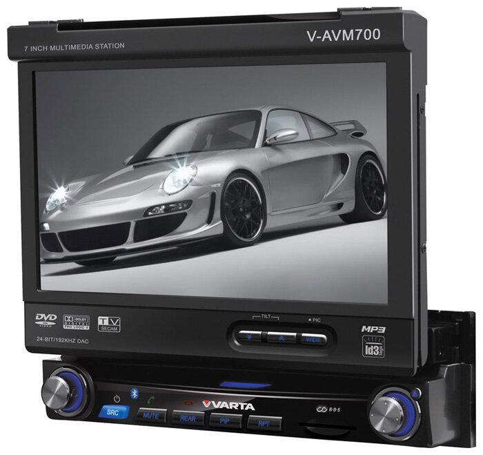 Автомагнитола VARTA V-AVM700