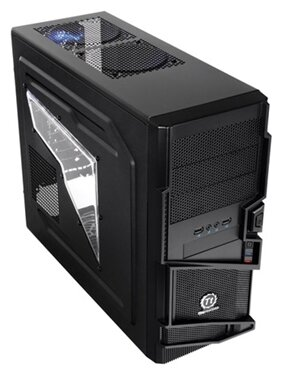 Компьютерный корпус Thermaltake Commander MS-I VN400A1W2N Black