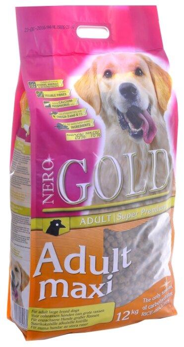 Корм для собак Nero Gold Adult Maxi
