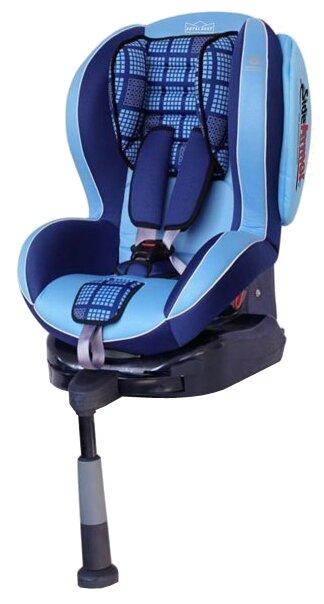Автокресло группа 1/2 (9-25 кг) Welldon Royal Baby SideArmor & CuddleMe IsoFix