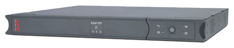 APC by Schneider Electric Smart-UPS SC 450VA 230V - 1U Rackmount/Tower
